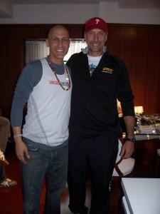 Ethan Zohn & Steve Brown