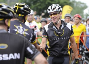 Armstrong Livestrong Cycling